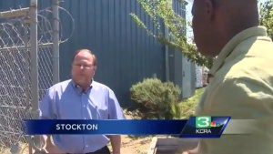 Fridge wires stolen; Stockton food bank struggles to save food